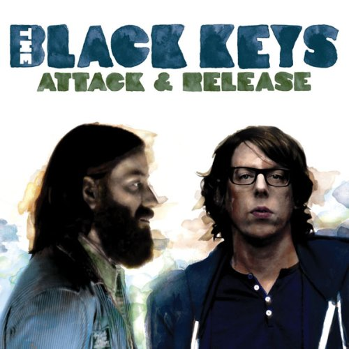 The Black Keys Same Old Thing cover art