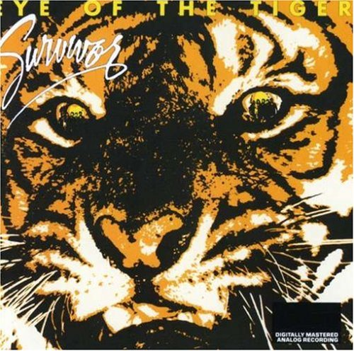 Survivor Eye Of The Tiger (jazz version) cover art
