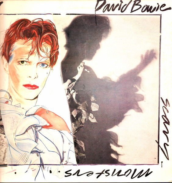 David Bowie Fashion cover art