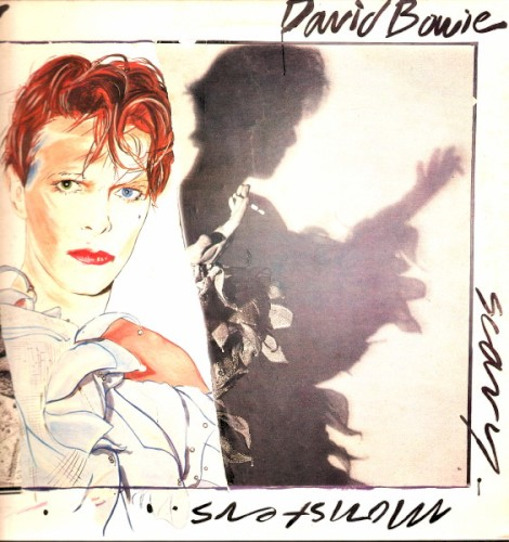 Scary Monsters sheet music by David Bowie
