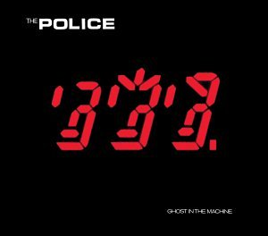 The Police Invisible Sun cover art