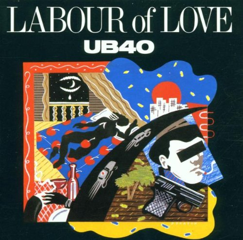 UB40 Please Don't Make Me Cry cover art