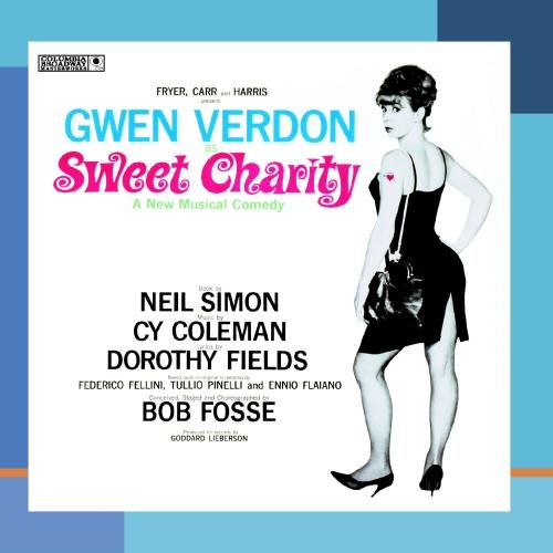 Cy Coleman Sweet Charity cover art