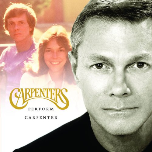Carpenters Merry Christmas, Darling cover art
