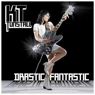KT Tunstall Beauty Of Uncertainty cover art