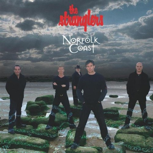 The Stranglers Norfolk Coast cover art