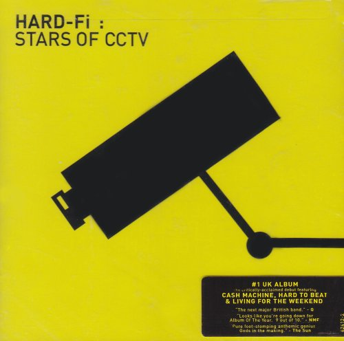 Hard-Fi Unnecessary Trouble cover art