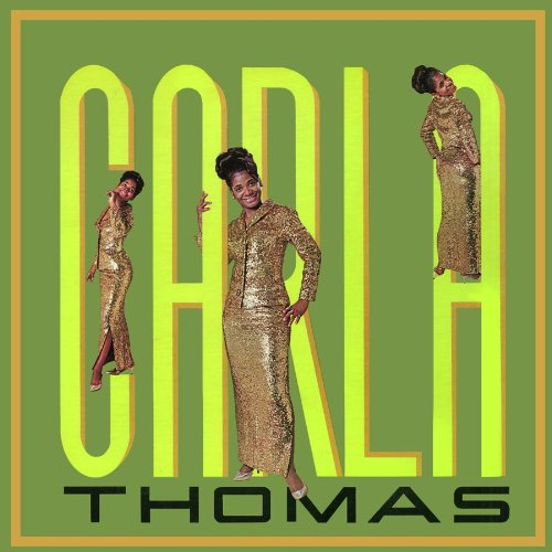 Carla Thomas B.A.B.Y. cover art