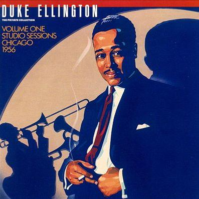 Duke Ellington Satin Doll cover art