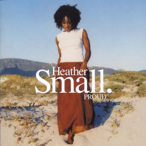 Heather Small Proud cover art