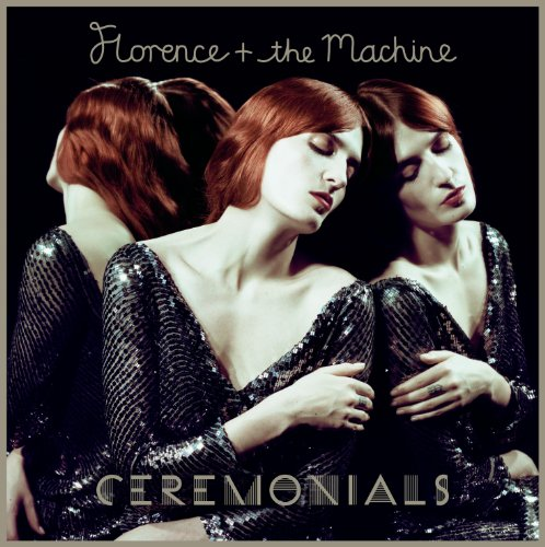Florence And The Machine Never Let Me Go cover art