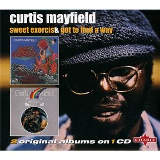Curtis Mayfield Kung Fu cover art