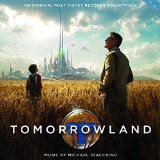 Edge Of Tomorrowland sheet music by Michael Giacchino