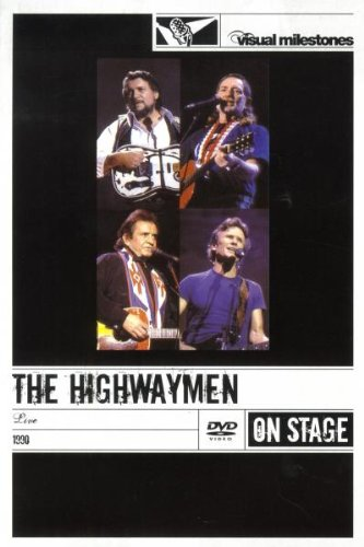 The Highwaymen Desperados Waiting For The Train cover art
