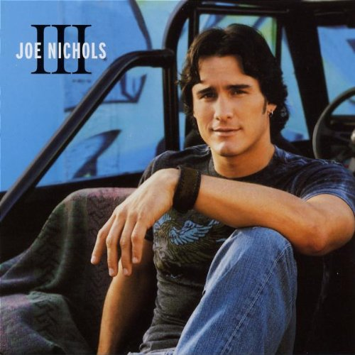 Joe Nichols Size Matters (Someday) cover art