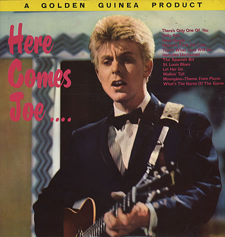 Joe Brown That's What Love Will Do cover art