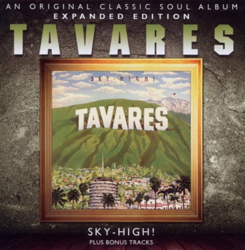 Tavares Heaven Must Be Missing An Angel cover art
