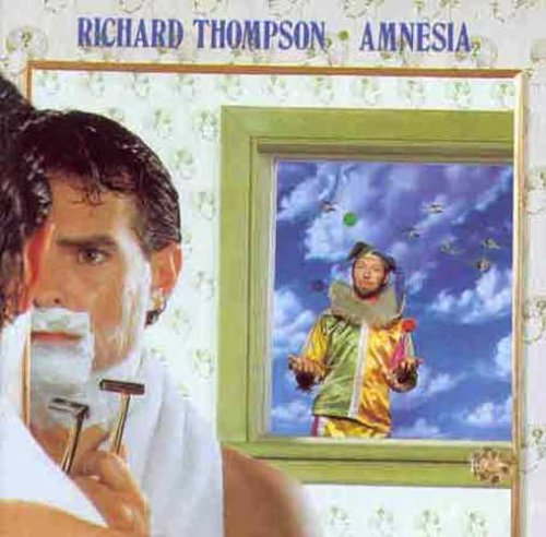 Richard Thompson Can't Win cover art