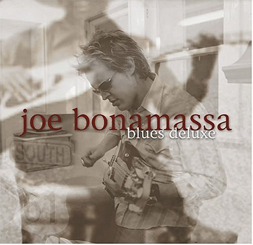 Joe Bonamassa Burning Hell cover art