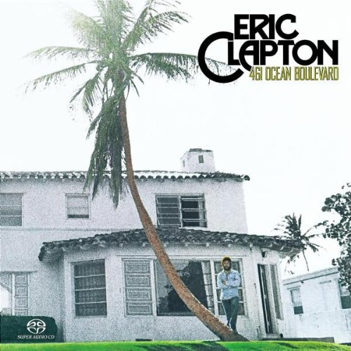 Eric Clapton Willie And The Hand Jive cover art