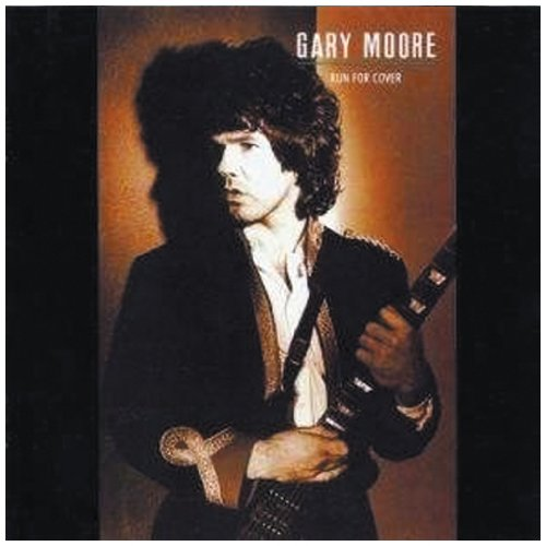 Gary Moore Out In The Fields cover art