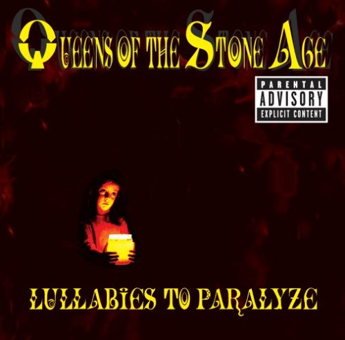 Queens Of The Stone Age Like A Drug cover art