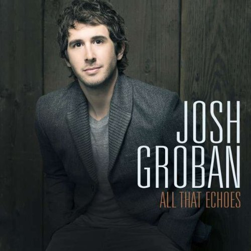 Josh Groban Brave cover art