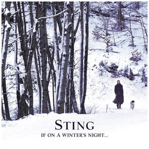 Sting You Only Cross My Mind In Winter cover art