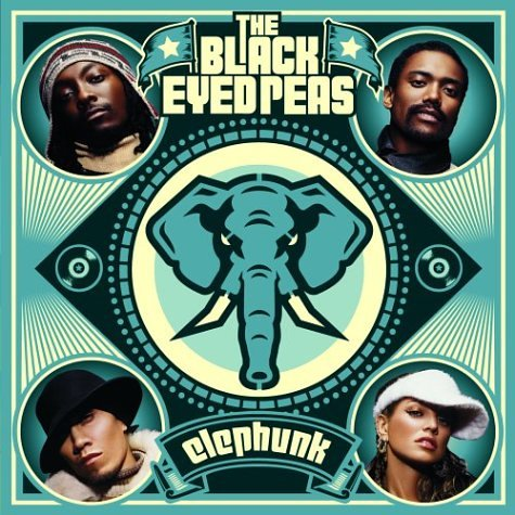 The Black Eyed Peas Hands Up cover art