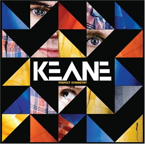 Keane Black Burning Heart cover art