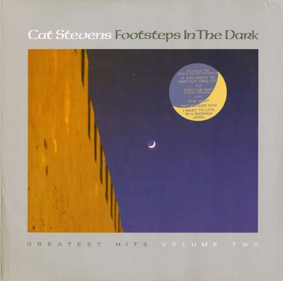 Cat Stevens Don't Be Shy (from the musical 'Moonshadow') cover art