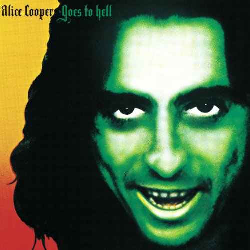 Alice Cooper I Never Cry cover art