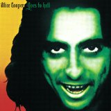 I Never Cry sheet music by Alice Cooper