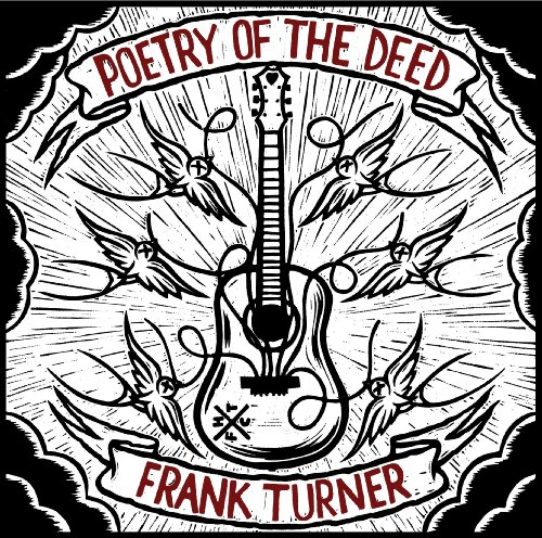 Frank Turner The Road cover art