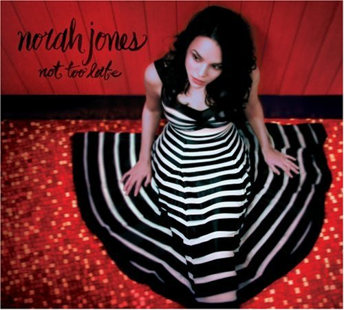 Norah Jones The Sun Doesn't Like You cover art