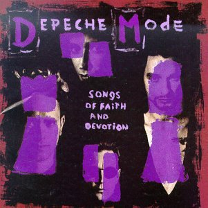 Depeche Mode I Feel You cover art