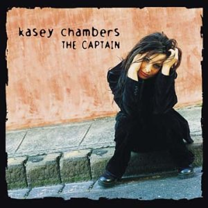 Kasey Chambers The Captain cover art
