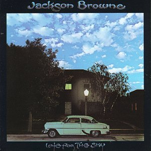 Jackson Browne Fountain Of Sorrow cover art