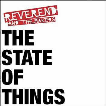 Reverend And The Makers Heavyweight Champion Of The World cover art