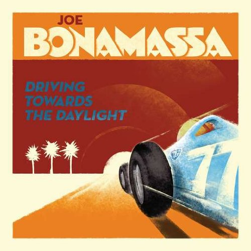 Joe Bonamassa Somewhere Trouble Don't Go cover art