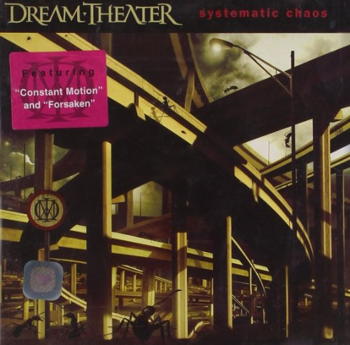 Dream Theater Forsaken cover art