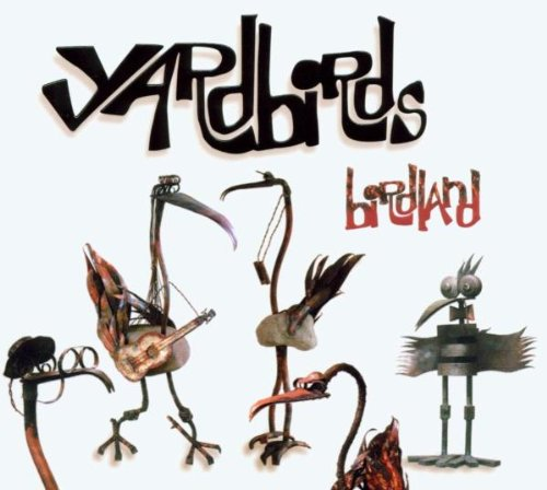 The Yardbirds For Your Love cover art