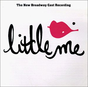 Cy Coleman Little Me cover art