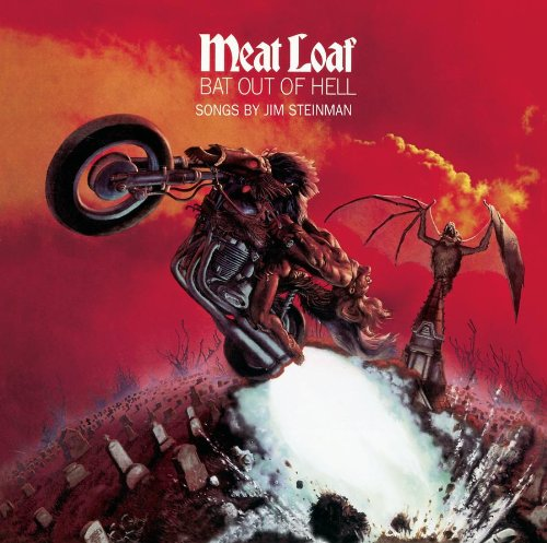 Meat Loaf Paradise By The Dashboard Light cover art