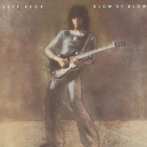 Jeff Beck Cause We've Ended As Lovers cover art
