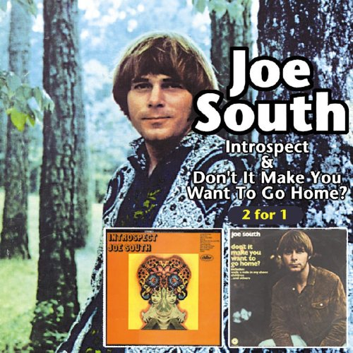 Joe South Games People Play cover art