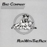 Run With The Pack sheet music by Bad Company