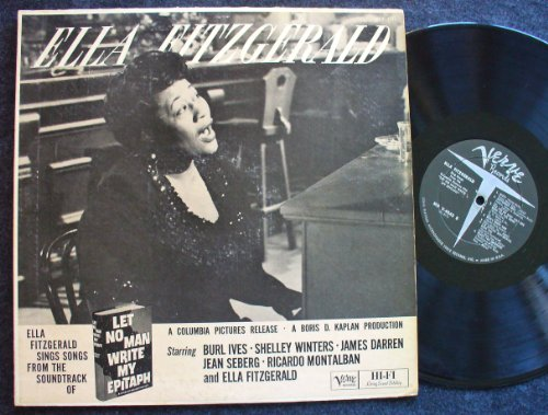 Ella Fitzgerald I Can't Give You Anything But Love cover art