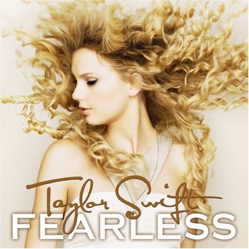 Taylor Swift Fearless cover art