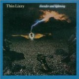 Thunder And Lightning sheet music by Thin Lizzy